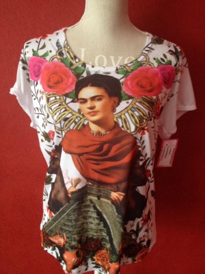 Frida Kahlo T-shirts