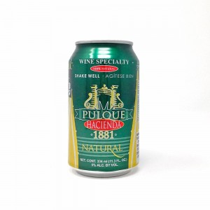 "Pulque Natural ""Hacienda 1881"""