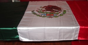 Mexicaanse luxe flag